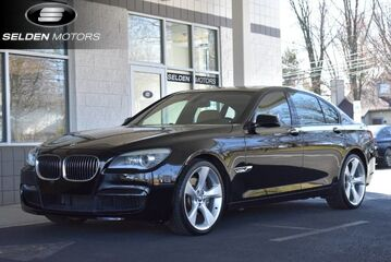 2012_BMW_750i_750i_ Willow Grove PA
