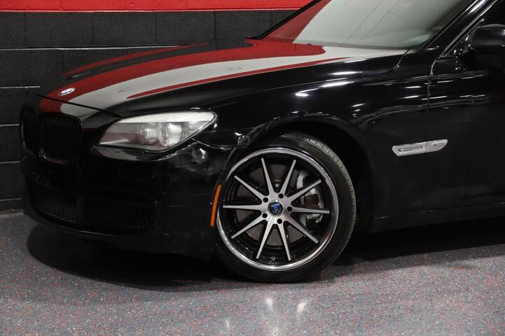 2012 BMW 750i xDrive M Sport 4dr Sedan Chicago IL