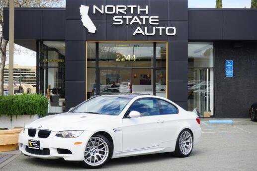 2012 BMW M3  Walnut Creek CA
