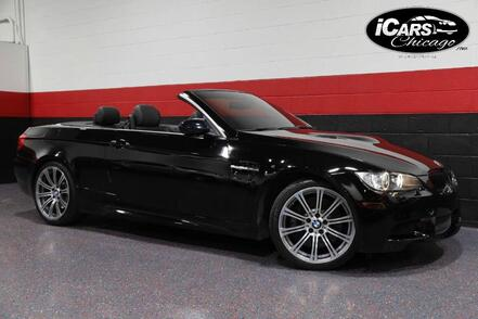2012_BMW_M3_2dr Convertible_ Chicago IL