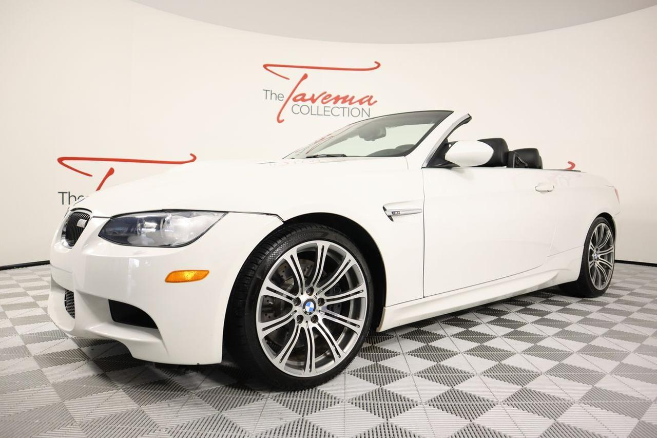 2012 BMW M3 Convertible 2D Hollywood FL