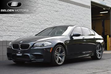 2012_BMW_M5__ Willow Grove PA