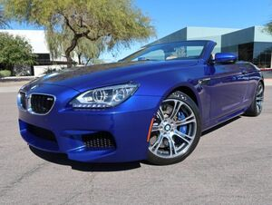 2012_BMW_M6_Convertible_ Scottsdale AZ