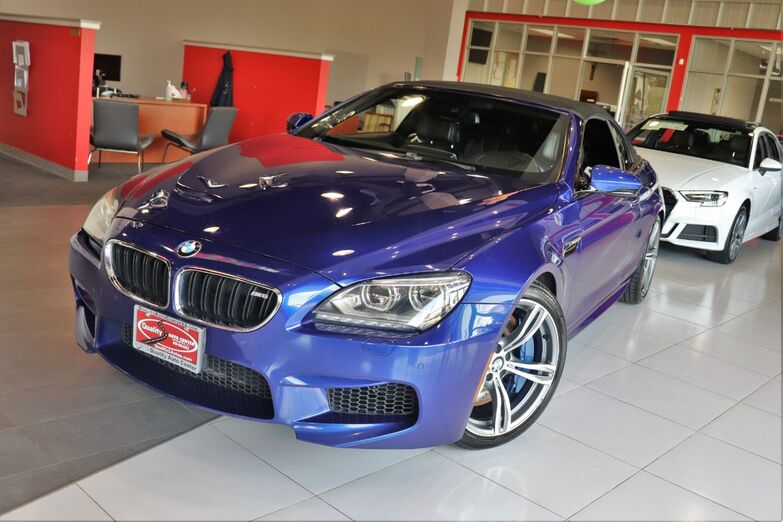 2012 BMW M6 Drivers Assist Executive Package 20 M Wheels Springfield NJ