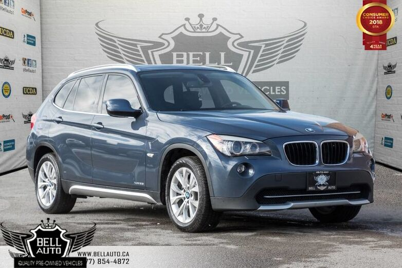 2012 BMW X1 28i, AWD, PANO ROOF, LEATHER, HEATED SEATS, VOICE COMMAND Toronto ON