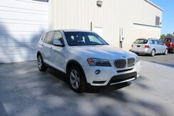 2012_BMW_X3_28i 3.0L AWD Backup Camera Leather Sunroof_ Knoxville TN
