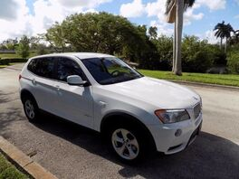 2012_BMW_X3_28i_ Dania Beach FL