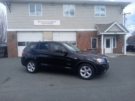 2012 BMW X3 28i East Windsor CT