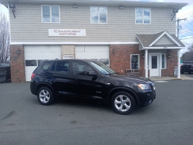 2012 BMW X3 28i East Windsor CT