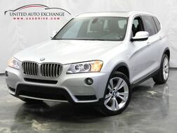 2012_BMW_X3_35i AWD / 3.0L 6-Cyl Engine / AWD xDrive / Navigation / Push Start Button / Panoramic Sunroof / Parking Aid with Rear View Camera / Bluetooth_ Addison IL
