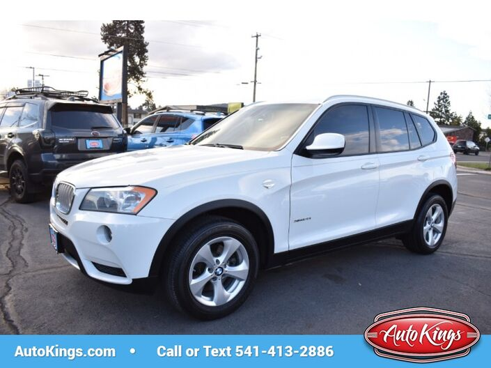 2012 BMW X3 AWD 28i Bend OR