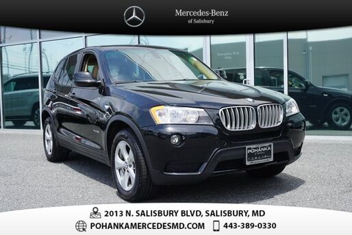 2012_BMW_X3_xDrive28i_ Salisbury MD