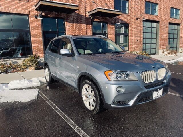 2012 BMW X3 xDrive35i Bountiful UT