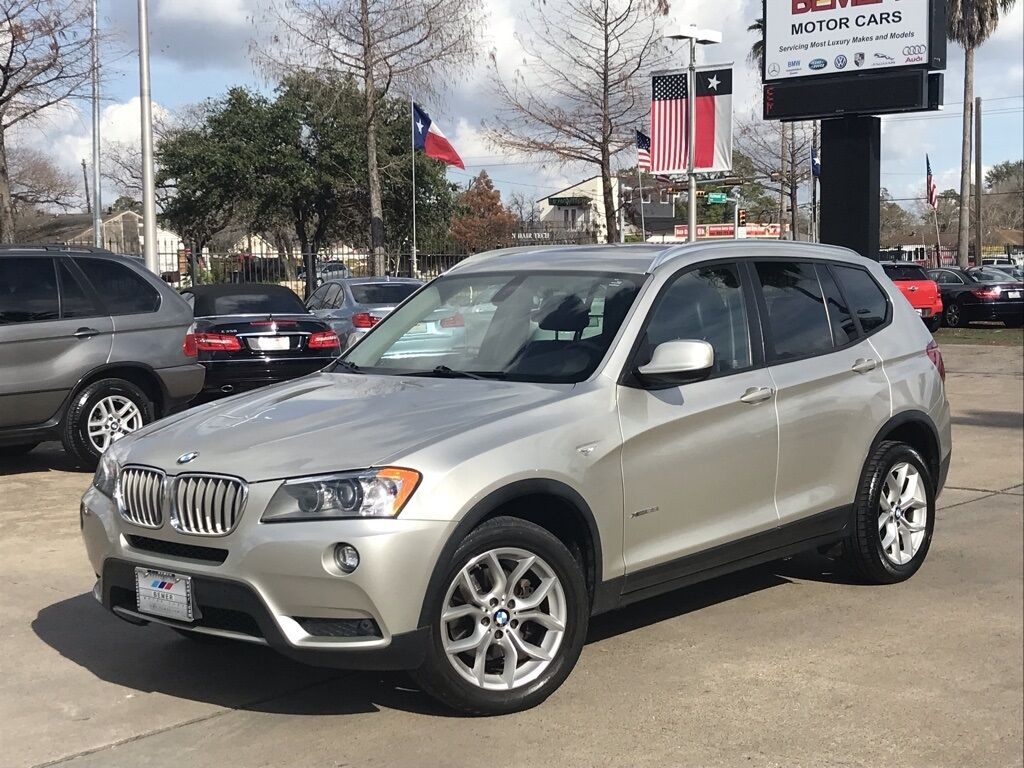 2012 BMW X3 xDrive35i Houston TX