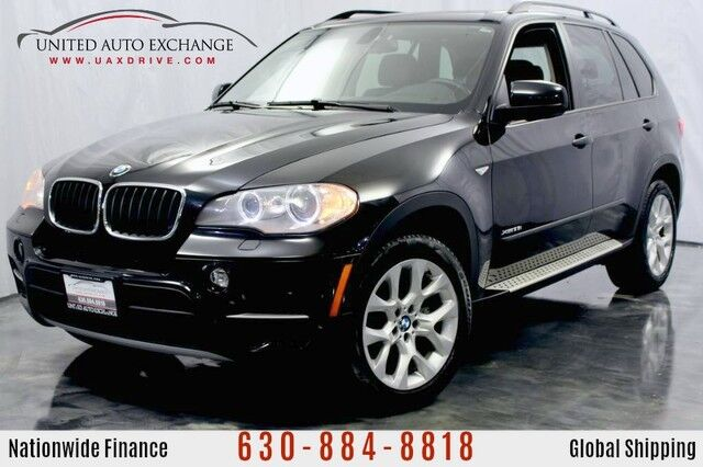 2012 BMW X5 3.0L V6 Engine AWD xDrive w/ Panoramic Sunroof, Navigation, Bluetooth Connectivity, Front and Rear Parking Aid with Rear View Camera Addison IL