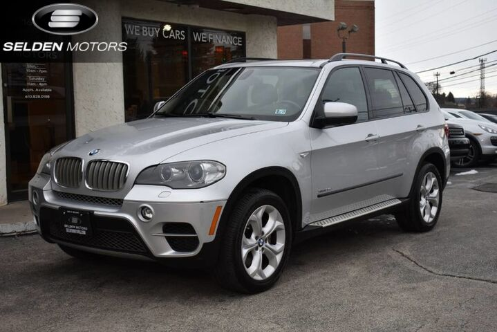 2012_BMW_X5 35D XDrive_Sport Package_ Conshohocken PA