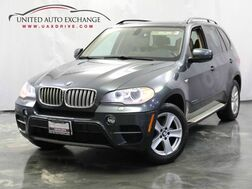 2012_BMW_X5_35d / 3.0L 6-Cyl DIESEL Engine / AWD xDrive / Sunroof / Parking Aid with Rear View Camera / Navigation / Bluetooth_ Addison IL