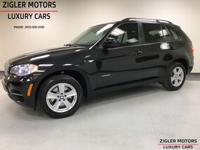 BMW X5 35d AWD DIESEL Premium Pkg Navigation Backup Camera 2012