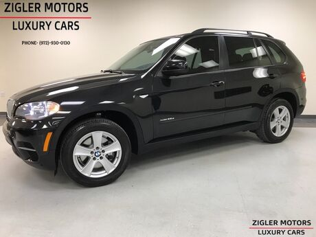 2012 BMW X5 35d AWD DIESEL Premium Pkg Navigation Backup Camera Addison TX