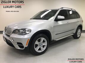 BMW X5 35d AWD low miles Clean Carfax Perfect service maintenance 2012