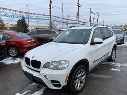 2012_BMW_X5_35i_ Cleveland OH