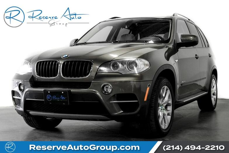 2012 BMW X5 35i Premium BackUp Camera HeadsUp Navigation Cooled Seats The Colony TX