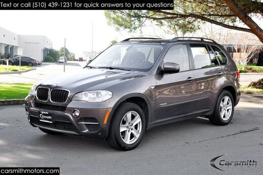 2012 BMW X5 35i Premium Loaded W/Heated Seats & Navigation and More... Fremont CA