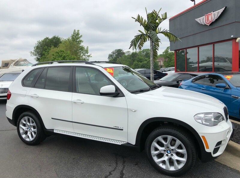 Bmw X5 Third Row >> 2012 Bmw X5 35i Premium W 3rd Row Evansville In 30207677