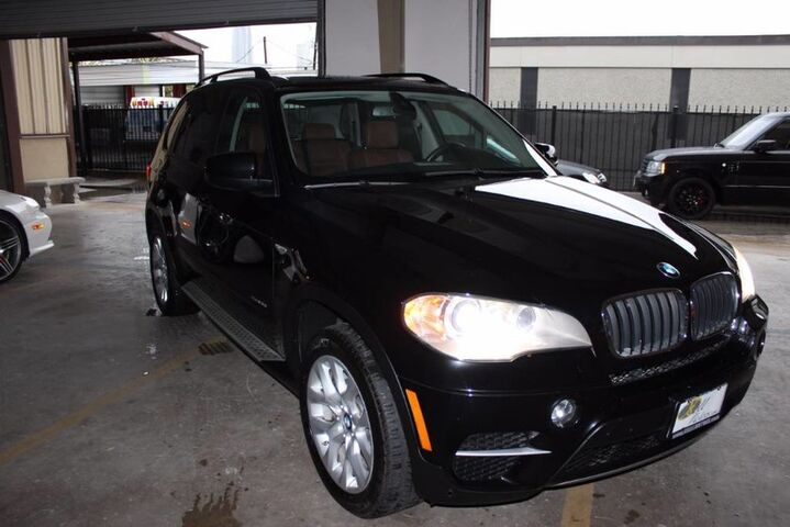 2012 BMW X5 35i Premium,3RD ROW CLEAN CARFAX Houston TX