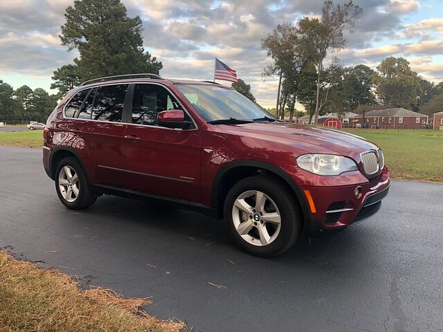 2012 BMW X5 4d SAV xDrive50i Virginia Beach VA