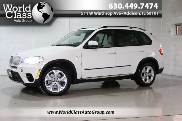 2012 BMW X5 50i - AWD PANO ROOF LEATHER INTERIOR HEATED SEATS 3RD ROW Chicago IL