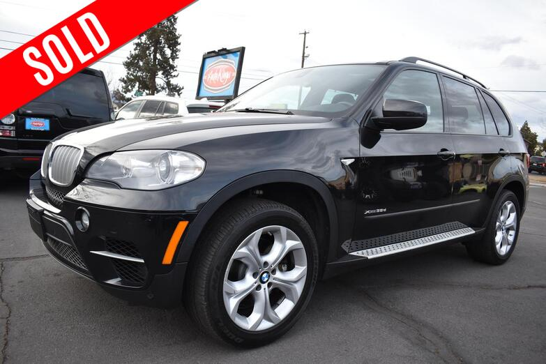 2012 BMW X5 AWD 35d Bend OR