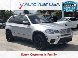 BMW X5 xDrive35d NAV BACKUP CAM PANO ROOF SPORT PKG LOW MILES 2012