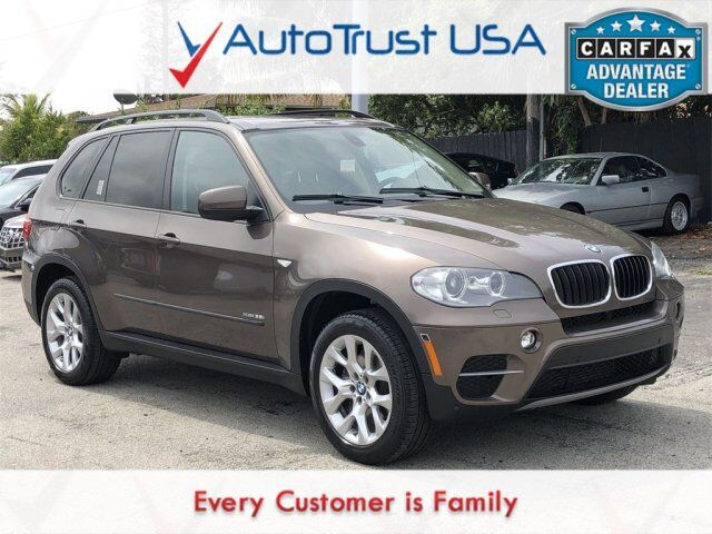 2012 BMW X5 xDrive35i Miami FL