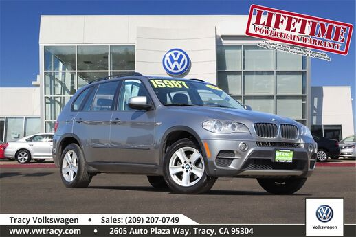 2012 BMW X5 xDrive35i Tracy CA