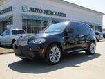 2012 BMW X5 xDrive50i LEATHER, FRONT HTD STS, NAVIGATION, PUSH BUTTON START, REAR CLIMATE CONTROL