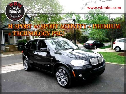 2012_BMW_X5_xDrive50i w/ M Sport Package_ Arlington VA