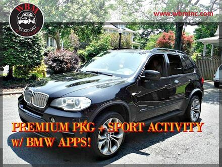 2012_BMW_X5_xDrive50i w/ Sport Package_ Arlington VA