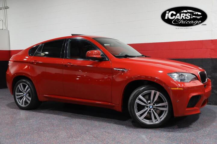 2012 BMW X6 M 4dr Suv Chicago IL