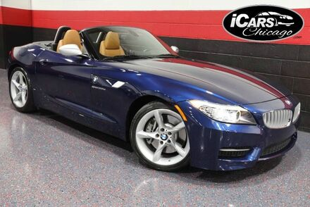 2012_BMW_Z4_sDrive35is M Sport 2dr Convertible_ Chicago IL