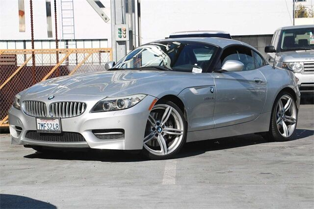 2012 BMW Z4 sDrive35is San Francisco CA