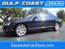 2012_Bentley_Continental Flying Spur_NAV! ONLY 11K MI! GREAT SERVICE HISTORY! CLEAN CARFAX REPORT! SUPER CLEAN LIKE NEW CONDITION!_ Sarasota FL