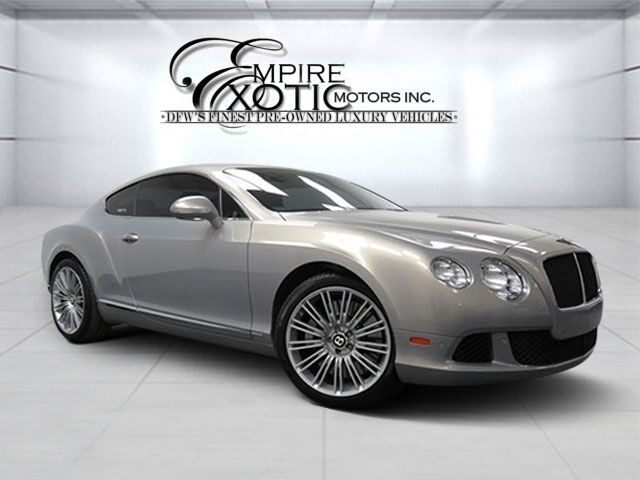 2012 Bentley Continental GT  Addison TX