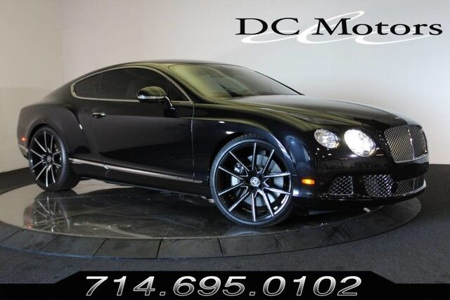 2012 Bentley Continental GT  Anaheim Hills  CA