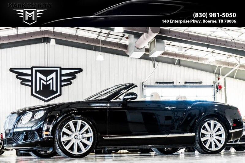 2012_Bentley_Continental GT__ Boerne TX