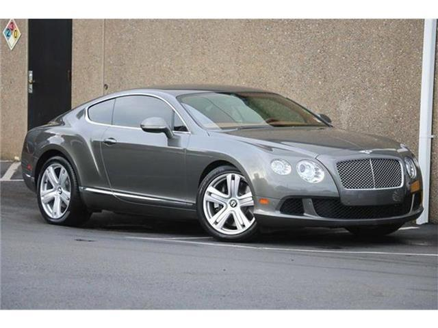 2012 Bentley Continental GT Salem OR