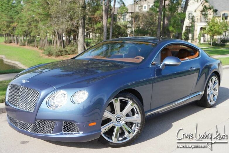 2012 Bentley Continental GT  The Woodlands TX