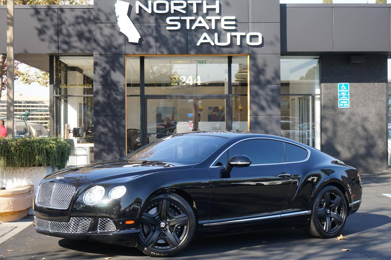2012 Bentley Continental GT  Walnut Creek CA