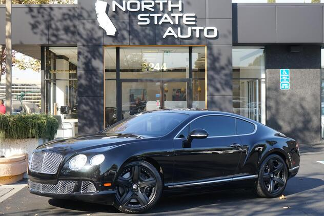 2012_Bentley_Continental GT__ Walnut Creek CA