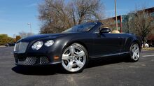 2012_Bentley_Continental GT_Convertible / AWD / W12 / NAV / CAMERA_ Charlotte NC